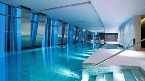 indoor swimming pool lighting. Swimming Pools Elegant Indoor Pool Design With Plaid Blue White Recessed Lights And In Philadelphia Lighting