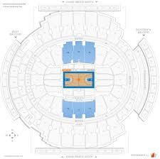 Msg Seating Chart Big East Tournament New York Knicks Club Seating At Madison Square Garden
