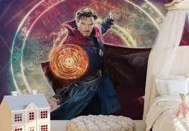Marvel Doctor Strange 10900 Fotobehang Behang Bestel Nu Op