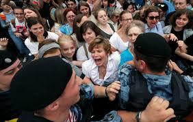 Russia's <b>summer</b> of discontent | <b>New Europe</b>