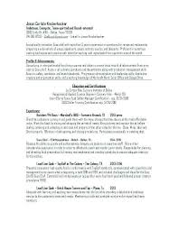 Resume Ideas Awesome What's Wrong With Line Cook Resume Examples