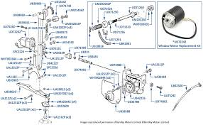 electrical & ignition 1980 to 2003 Bently Wiring Diagrams at 93 Bentley Brooklands Door Wiring Diagram