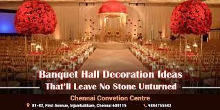 stunning banquet hall decoration ideas