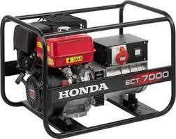 Электрогенератор <b>Honda ECT7000K1</b>-GV купить недорого в ...