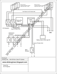 solar combiner box wiring diagram mikulskilawoffices com solar combiner box wiring diagram simplified shapes f grid solar pv wiring diagram circuit wiring and