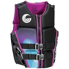Connelly Life Jacket Size Chart Connelly 2019 Classic Cga Womens Life Jacket
