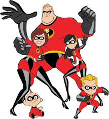 The Incredibles Logo Vector (.EPS) Free Download