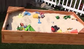 sand for sandbox
