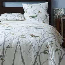bird print king size duvet cover sweetgalas