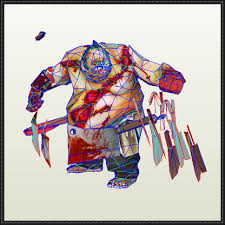 dota 2 pudge the butcher free papercraft download http www