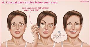 fat 7 easy makeup techniques to make your face thinner your definitive guide to lose fat part 5 of 7