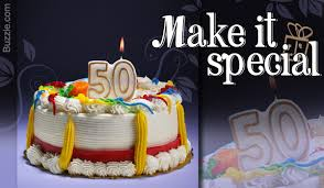 50th Birthday Cake Ideas For A Superb Golden Jubilee Celebration