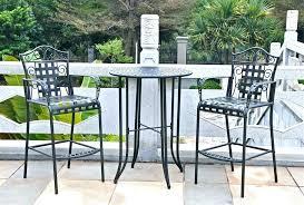 bistro patio furniture tall outdoor bistro table new tall patio furniture and gorgeous tall outdoor bistro