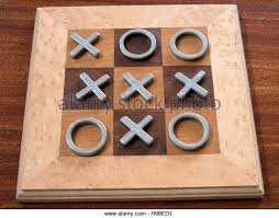 Wooden Naughts And Crosses Game Wooden Noughts Crosses Game Board Stock Photos Wooden Noughts 99
