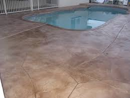 cool decking for around pools this is a two part color scheme with 2 dry
