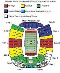 2 Tickets Clemson Vs Florida State Fsu 10 27 18 127 50
