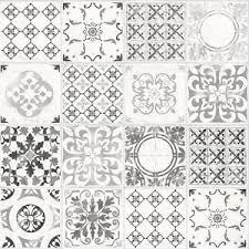 porto moroccan tile effect wallpaper