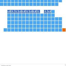 Auditorium 8 10 Seating Chart Yelp