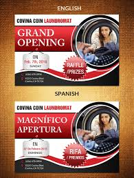 Grand Opening Postcards Elegant Traditional Coin Postcard Design For A Company By