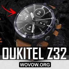 <b>Oukitel Z32</b> First REVIEW: This <b>Smartwatch</b> Has Longest Battery Life!