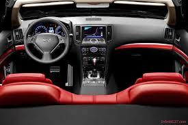 infiniti g37 convertible interior. infiniti 2011 ipl g37 convertible photo paris auto show interior r