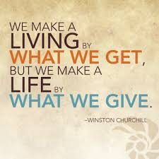 Givingbackquotes40 Civic And Community Engagement Classy Quotes On Giving Back