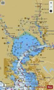 San Francisco Bay To San Pablo Bay Marine Chart