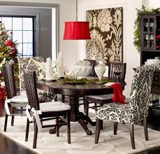 pier 1 angela yx damask dining chairs add dramatic flair to the ronan dining collection i