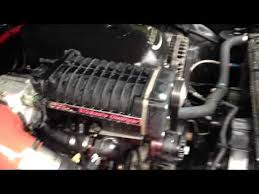 project nitemare supercharged lq4 harris performance