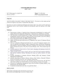 Configuration Management Resume Yogesh Bhushanraj Technical Resume 10