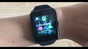 So sánh đồng hồ thông minh Q9 và QW08 - YouTube