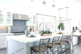 grey kitchen ideas gray glass subway tile blue white backsplash metal marble mosaic glas