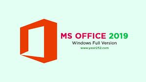 Microsoft Office 2019 Pro Plus Full Version Gd Yasir252