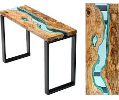 Design wooden furniture Simple Furnituredesignglasswoodtabletopographygregklassen Stylianosbookscom Unique Wooden Tables Embedded With Glass Rivers And Lakes By