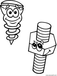 Small Picture Coloring Pages For Science Tools S Science Tools