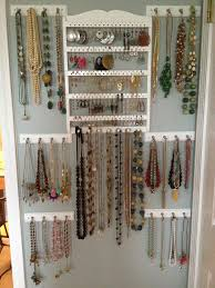 Jewelry Holder Wall Jewelry Wall The Flower City Fashionista Obscenity I Might