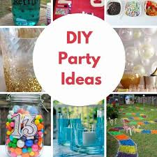 Diy Party Printables Diy Birthday Party Ideas That Rule Princess Pinky Girl