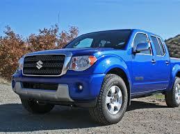2012 Suzuki Equator Crew Cab RMZ-4 First Test - Truck Trend