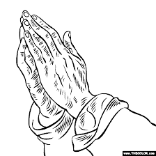 Small Picture Albrecht Durer praying hands Painting Coloring FREE Coloring