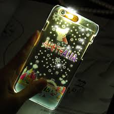 Iphone Light Cover Kisscase For Iphone 6 6s Plus Case Called Sense Led Flash