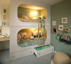 kids bunk bed with storage. Great Image Of Kid Bedroom Decoration Using Best Bunk Bed : Top Notch Kids With Storage