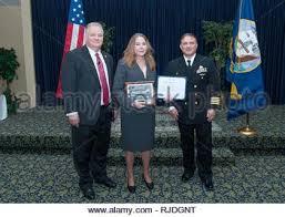 PANAMA CITY, Florida - Dr. Terry Shirey, center, receives the 2017  Outstanding Program Success Award on behalf