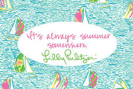 Lilly Pulitzer Quotes Magnificent The Posh Prepster Shared By Laura Coronatti On We Heart It