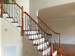 wrought iron handrail stair railing for sale railings home depot