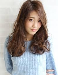 モカブラウンカラーih 49 ヘアカタログ髪型ヘアスタイル