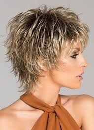 Women Short Wigs 2018 Flaxen Wave Curly Tousled Synthetic Wigs