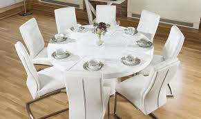 dining tables lazy ped argos white glass round large set diameter clearance susan seats seater for