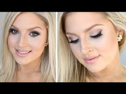 wedding makeup tutorial natural glamorous bridal makeup