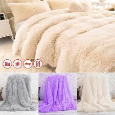 Soft Fluffy Throw Blankets