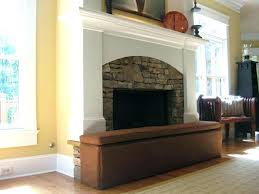 child safe fireplace screen fireplace safety foam childproof your fireplace hearth and enhance your home with